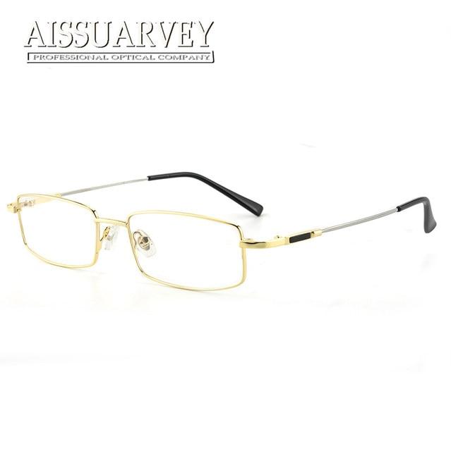 men eyeglasses frame optical eyewear myopia prescription glasses frame clear lenses full rim best price fashion simple cheap - Best Online Prescription Glasses