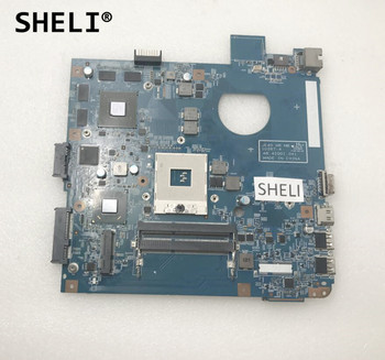 SHELI For Acer 4750 Motherboard with GT540M Video Card 48.4IQ01.041
