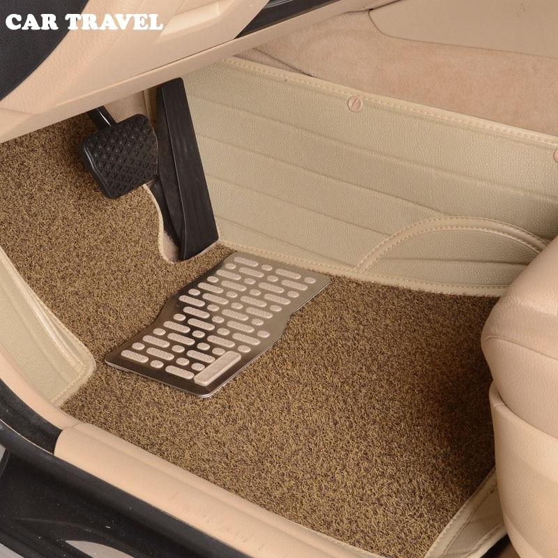 Custom car floor mats for Infiniti All Models M35/M37/M56 supports car interio car accessorie car styling floor mat custom car floor mats for toyota all models corolla camry rav4 auris prius yalis avensis 2014 accessories car styling floor mat