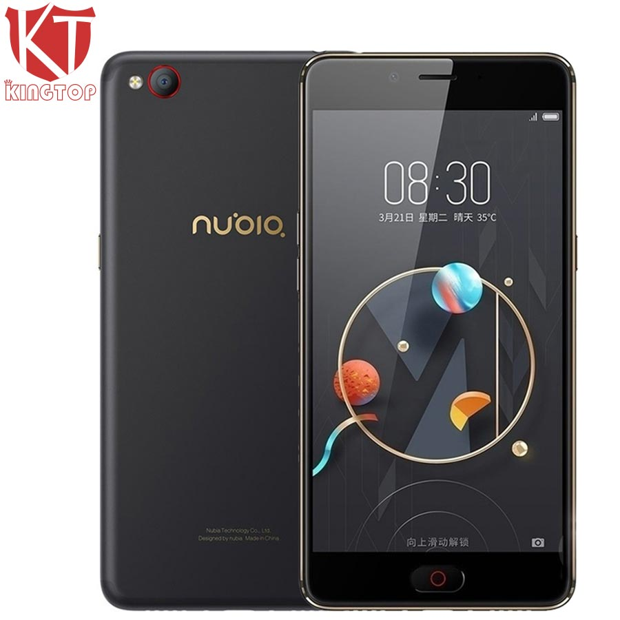 KT Original Nubia N2 4G LTE Mobile Phone MT6750 Octa Core 4G RAM 64G ROM 5
