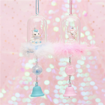Wind Chimes Unicorn Lamps