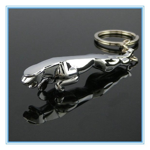 2 PCS Puma Car keychains key chains Car key rings car accessories for  Jaguar F TYPE COUPE free shipping 193ab5377