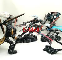 Cosplay LOL Yasso Fiona Lucian Zed Yi 22cm 8 7 PVC GK Model Action Figures Toys