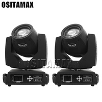 free shipping 2pcs Beam 230w 7r Moving Head Light Lyre Sharpy 230 Beam Stage Lighting Touch Screen Beam 7r Disco Lights