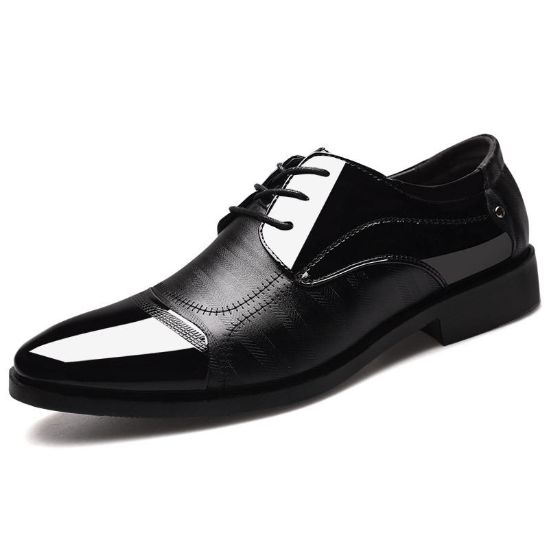 Luxury Business Oxford Leather Shoes 9