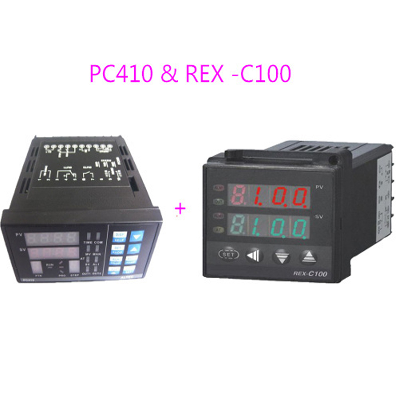 Free shipping by DHL PC410 with RS232 Communication Module & REX-C100 Tempereature Controller For IR6000 BGA Rework Station  цены
