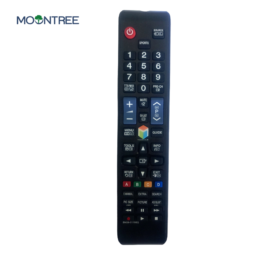 BN59-01198Q replacement 433mhz remote control for Samsung  Smart TV UE40JU6445K UE55JU6445K UA60JS7200W UA65JU controle remoto