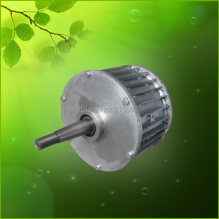 ac rare earth low RPM permanent magnet generator 3kw ac alternator permanent magnet generator 48v 96v 110v 120v 220v