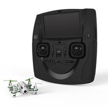 Hubsan H111D Q4 Nano FPV Mini Quadcopter Drone with 480P HD Camera 2.4GHz RC HD Helicopter RTF Remote Control Toys White