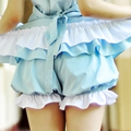 Sweet Cosplay Lolita Bloomers Shorts for Girl 7 Colors