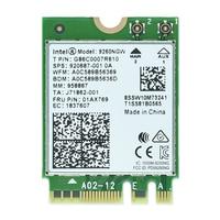 New Intel 9260NGW Dual band AC 9260 9260ac 1730Mbps 9260 ac Bluetoth5 0  NetworkCard Wifi PK 8265 7260 8260
