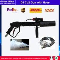 Special effect fog machine disco Hand hold portable theater night club bar stage show DJ Co2 gun