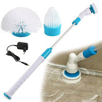 Turbo Scrub Home Bathroom Clean Tool Spin Bathtub Brush Power Cleaner Bathtub Tiles Power Floor Cleaner Brush Mop Scrubs Clean