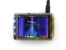 Raspberry Pi Touch Screen 3.2inch TFT LCD with XPT2046 Controller 320*240 Pixel for Any Revision of Raspberry-pi