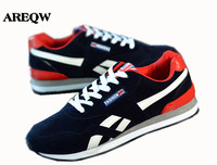 Flats Outdoor Sports Walking Shoes New 2017 Hot Fashion Men Casual Shoes Mesh Breathable Mens Trainers