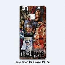 Naruto Uzumaki Transparent Case Cover for Huawei