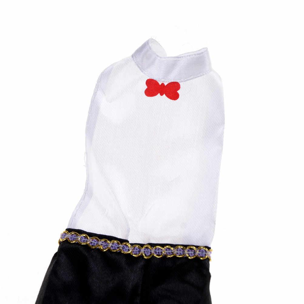 """MYPANDA 1 комплект вечерние смокинг одежда, комплект со штанами для 11 """"парень Кэн куклы для детей подарок на день рождения"""