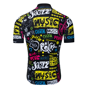 Image 2 - 2019 Cycling Jersey Mens Bike Jerseys Bicycle Tops pro Team Ropa Ciclismo mtb Mountain Shirt cycle jersey breathable colorful