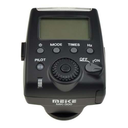 Meike MK-300C LCD E-TTL Flash Speedlite w/ Mini USB Interface for Canon 270EX II 7D 60D 70D 600D 650D 700D Digital SLR Camera mini flash light meike mk320 mk 320 mk320 c gn32 ettl speedlite for can 60d 7d 6d 70d dslr