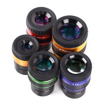 Angeleyes wide eyepiece SWA 70 degree ultra wide angle achromatic 1.25 inch telescope accessories big focal length