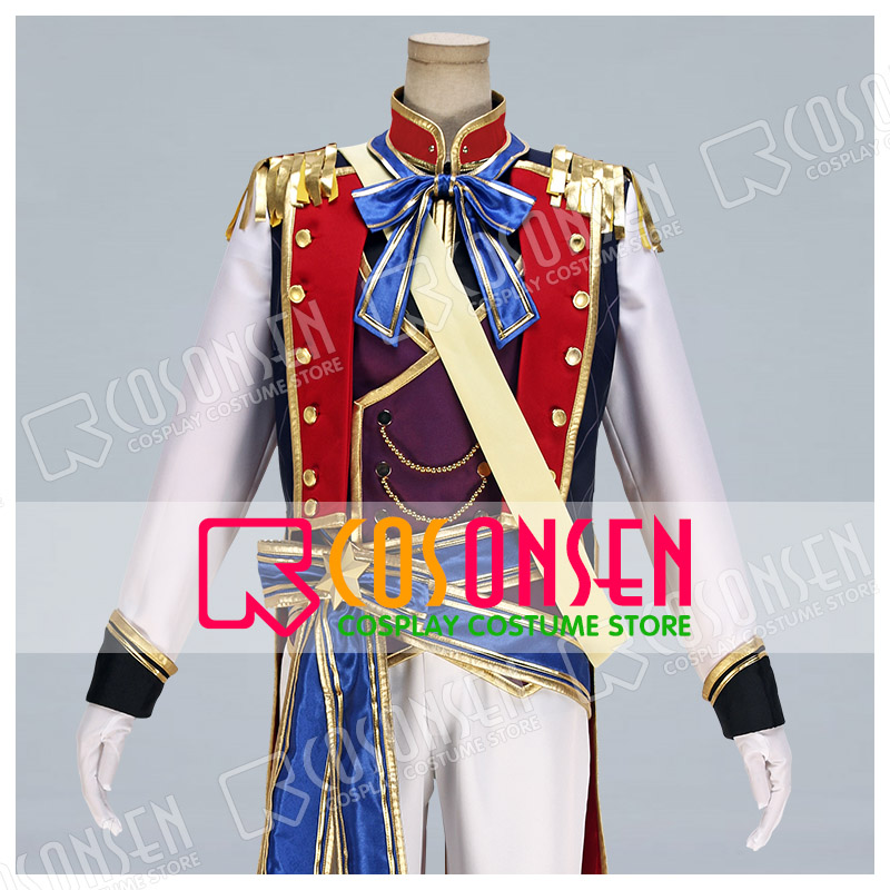 Ensemble Stars Scout Eccentric Five Odd Balls COSPLAYONSEN Cosplay Costume Full Set