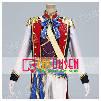 Ensemble Stars Scout! Eccentric Five Odd Balls COSPLAYONSEN Cosplay Costume Full Set - DISCOUNT ITEM  0% OFF All Category