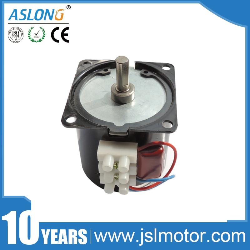 Ac Electric Motors Low Rpm