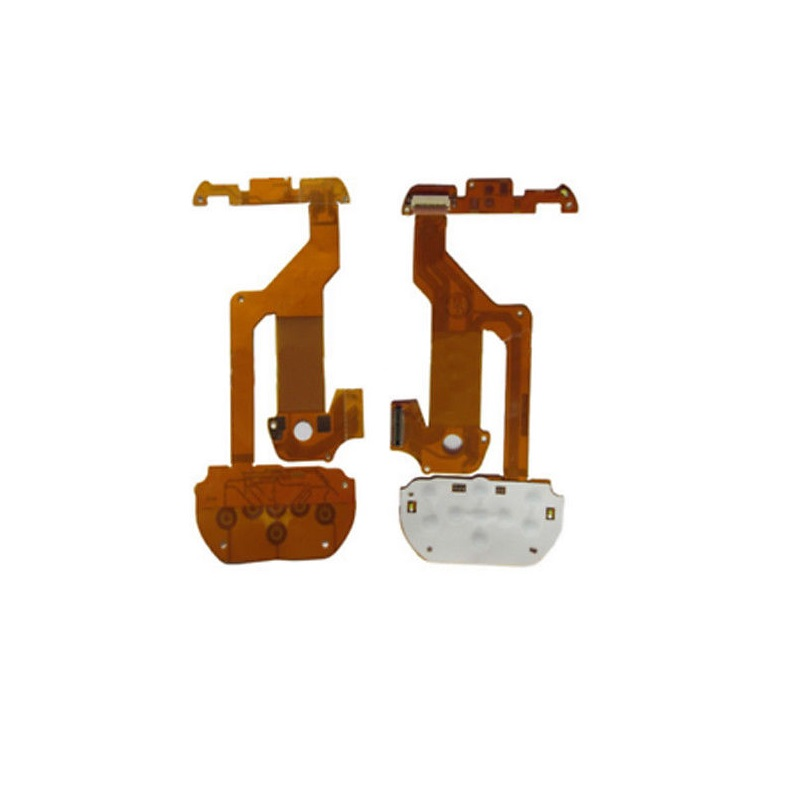 OEM Keypad Membrance Flex Cable Flex Cable Ribbon Replacement Part For <font><b>Nokia</b></font> <font><b>7230</b></font> image