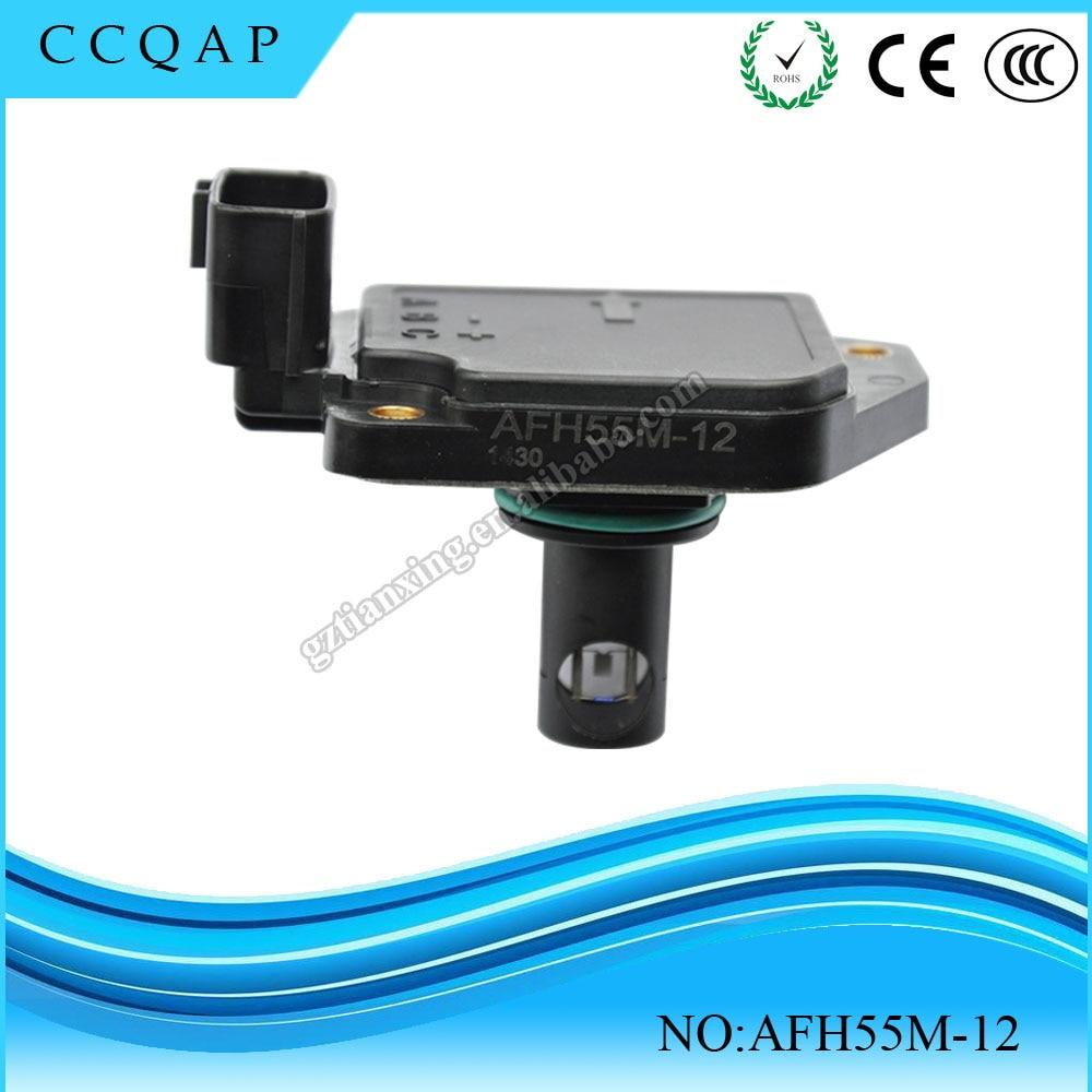 Alta calidad medidor de flujo de masa de aire sensor para nissan hardbody pickup 2 4l