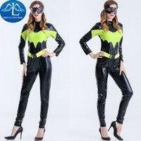 Women Costume Wonder Woman Superwoman Spider Man Halloween Cosplay Costume Game Character Costume Wholesale Free Shipping