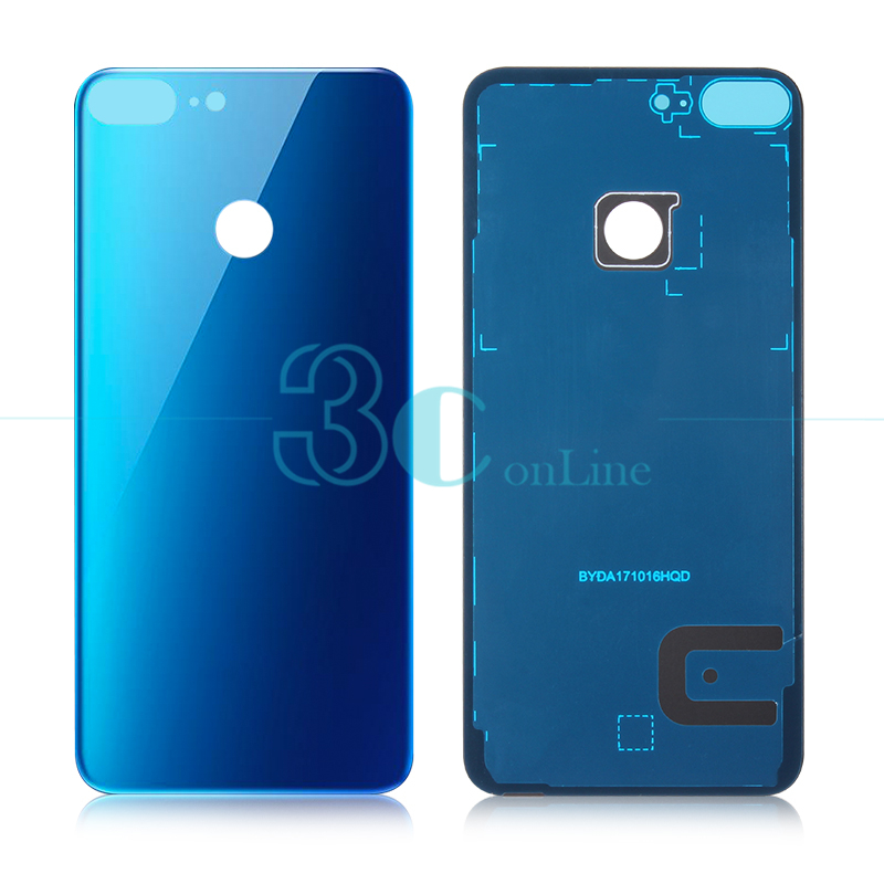 For Huawei Honor 9 Lite Battery Back Cover Glass + PC Rear Window Back Panel For Huawei Honor 9 Youth Housing Door Repair Parts