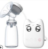 2017 newest mother breast pump nipple suction breast electric breast pumps Brand New baby products milk USB Breast Pump