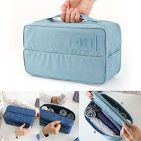 Multifunctional Travel Bag Storage Clothing Underwear Socks Bag Organizer 6 Colors Portable Waterproof Sorting Pouch