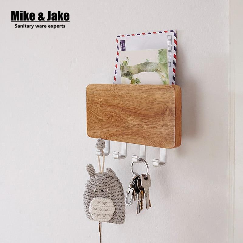 ФОТО Space aluminum Wall key hook Home decoration wall hooks for bag hanger aluminum wook wall shelf bathrom shelf