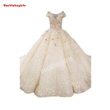 Wedding Dress Sleeveless Bridal Gown