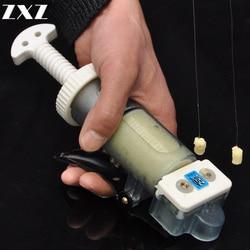 Magnetyczne przynęty na żywo klip automatyczna przynęta Shaper maszyna przynęta przynęta odlewnictwo sprzęt akcesoria akcesoria narzędzia T4 w Narzędzia wędkarskie od Sport i rozrywka na