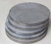 Bolacha de alumínio placa circular de diâmetro 180mm 250mm espessura 3mm 5mm 6061 da liga de alumínio diy 1 pcs alloy alloy plate   -