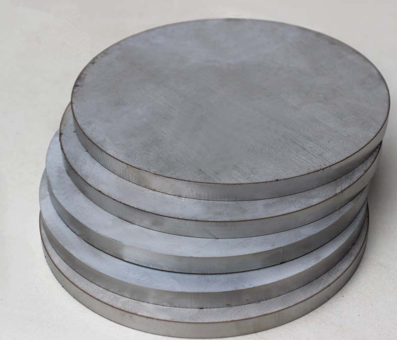 Aluminum Wafer Circular Plate Diameter 180mm 250mm Thickness 3mm 5mm 6061 Aluminum Alloy Diy 1pcs