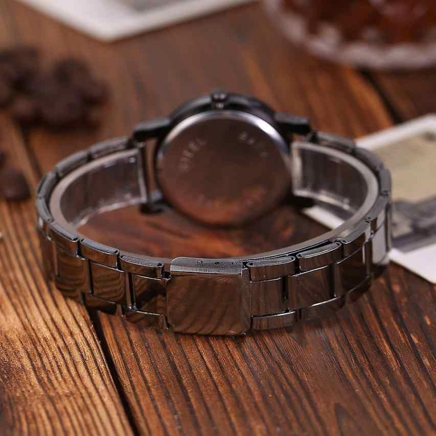 Splendid נשים שעונים גברים מלא פלדת גברים שעון מותג מקורית לצפות שעונים לנשים שעון kol saat erkek kol saati ביאן saati