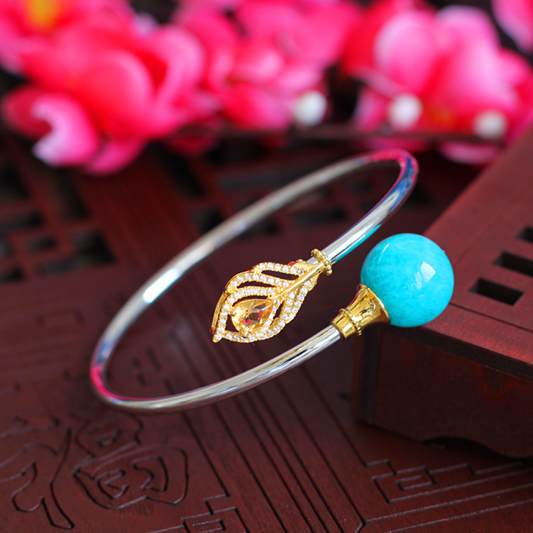 2018 New Armbanden Voor Vrouwen Character Of Products So Hot S925 Pure Jewelry Fashion Lady Amazonite Pnd Tail-on Bracelet 2018 New Armbanden Voor Vrouwen Character Of Products So Hot S925 Pure Jewelry Fashion Lady Amazonite Pnd Tail-on Bracelet