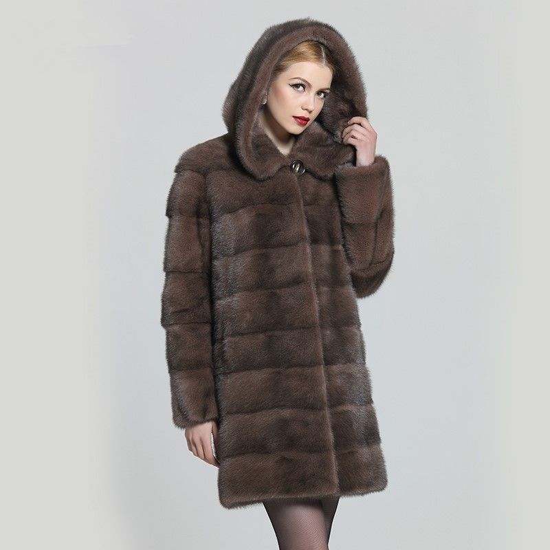 Real Mink Fur Coats Promotion-Shop for Promotional Real Mink Fur