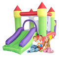 YARD Outdoor Game Bounce House with Inflatable Slide Ball Pit Home Use Kids Jumper Special Offer for European Countries