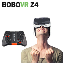 ความจริงเสมือนแว่นตาVRแว่นตา3DเดิมBOBOVR Z4 g oogleกระดาษแข็งVR Box 2.0กับหูฟังสำหรับ4.0-6.0นิ้วมาร์ทโฟน