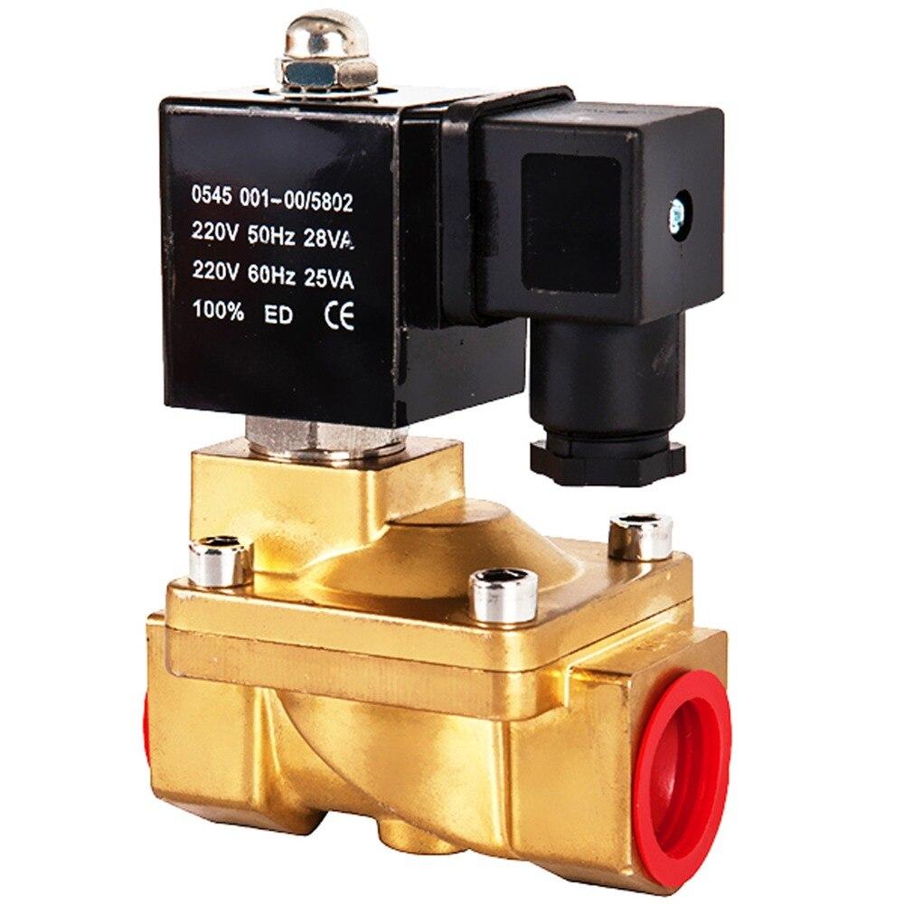 SLP 15/20/35/40/50 high pressure normally closed water valves, 16 bar Pilot Diaphragm Solenoid Valve,for liquid, gas, light oil