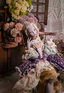 Image 3 - BJD SD Doll 1/4 Ellana  A birthday present High Quality Articulated puppet Toys gift Dolly Model nude Collection