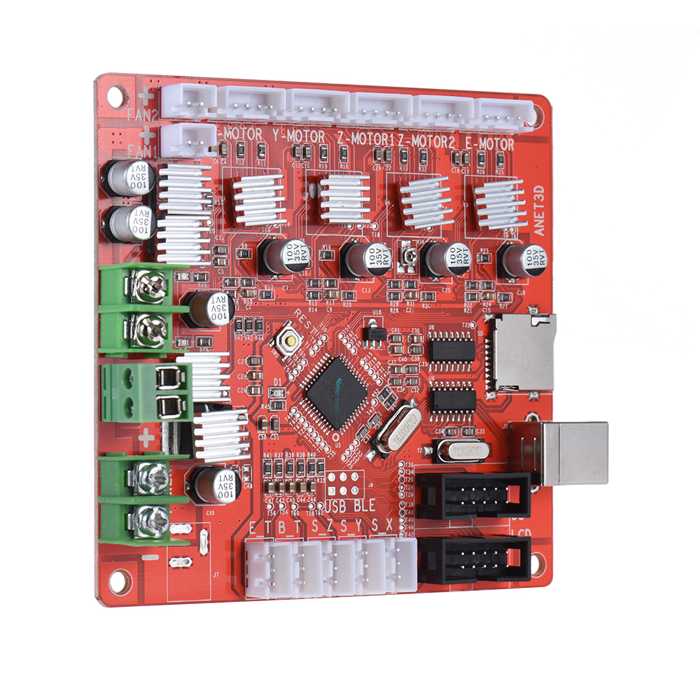Anet A1284 Base Steuerkarte Hauptplatine Mainboard für Anet A2 DIY ...