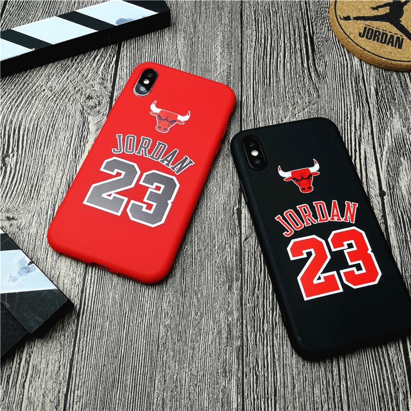 Air Jordan 23 Cover Case For Iphone X Xs Max Xr 10 8 7 6