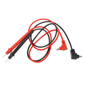 Professional Multimeter Wire-Cable Fluke 1000V Needle-Tip Probe 10A for 1-Pair Pen