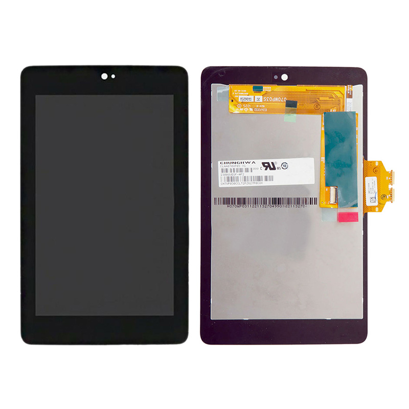 ФОТО LCD For ASUS 2013 google Nexus 7 2nd Gen Full LCD Display Panel Touch Screen Digitizer Assembly Replacement Repairing Parts
