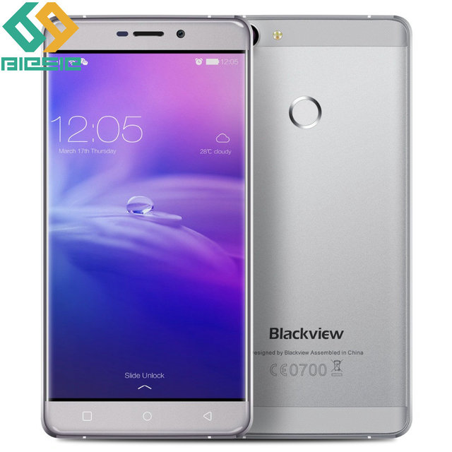 "Blackview R7 5.5"" FHD 4G FDD Smartphone MTK6755 Octa Core Android 6.0 4GB RAM 32GB ROM 13MP 1920*1080p Fingerprint ID"